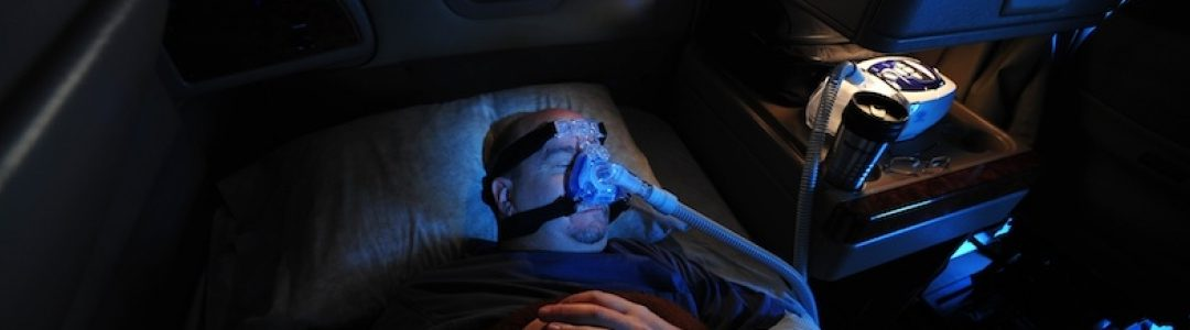 Failed Screening for Sleep Apnea in Commercial Drivers