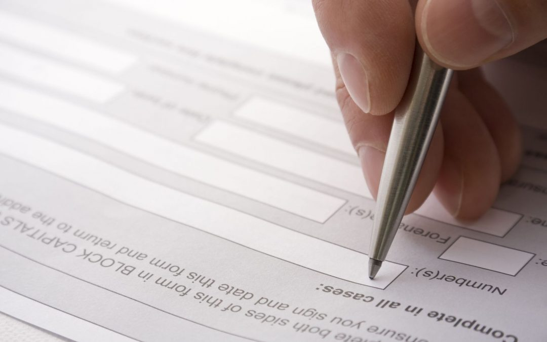 How to Fill Out the New DOT Examination Form and Certificates