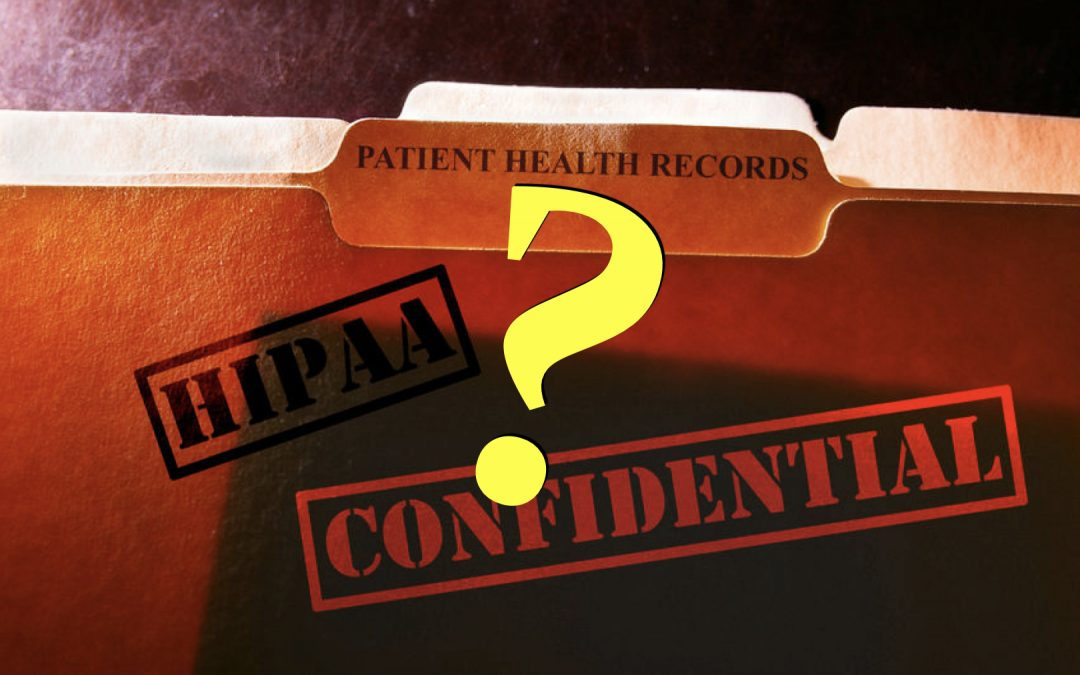"Do FMCSA Rules ""trump"" HIPAA?"