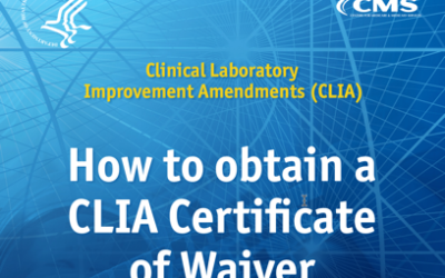 Do Chiropractors Need a CLIA Waived Lab Certificate?